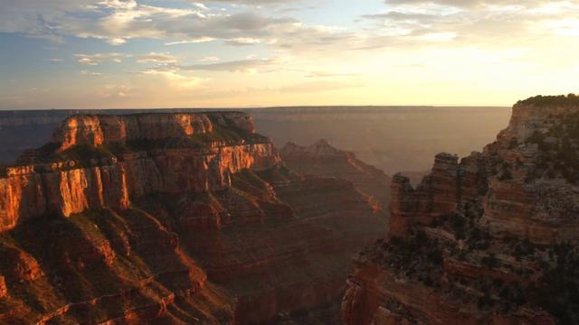 Le Grand Canyon // Vertigineux !