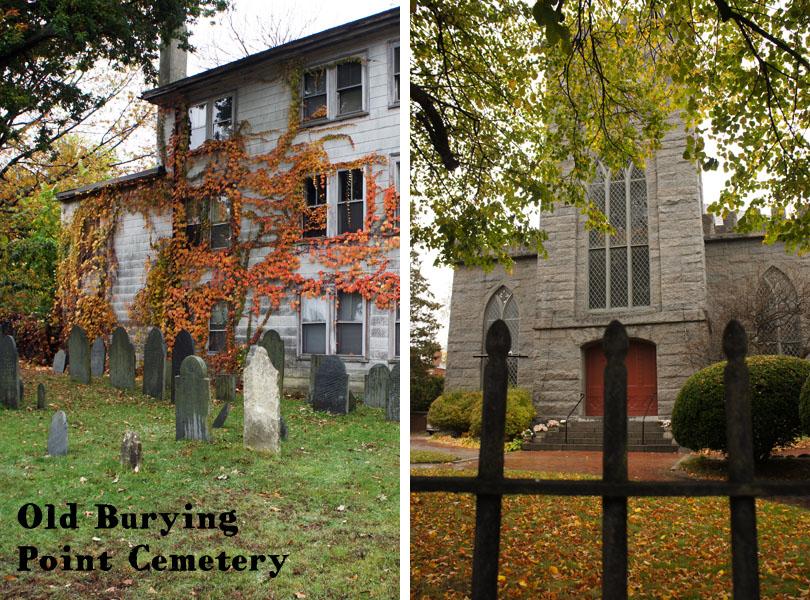 Cimetière et église de Salem