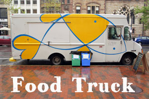 My favorite food trucks