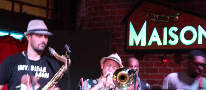 The Maison, Frenchmen Street, New Orleans