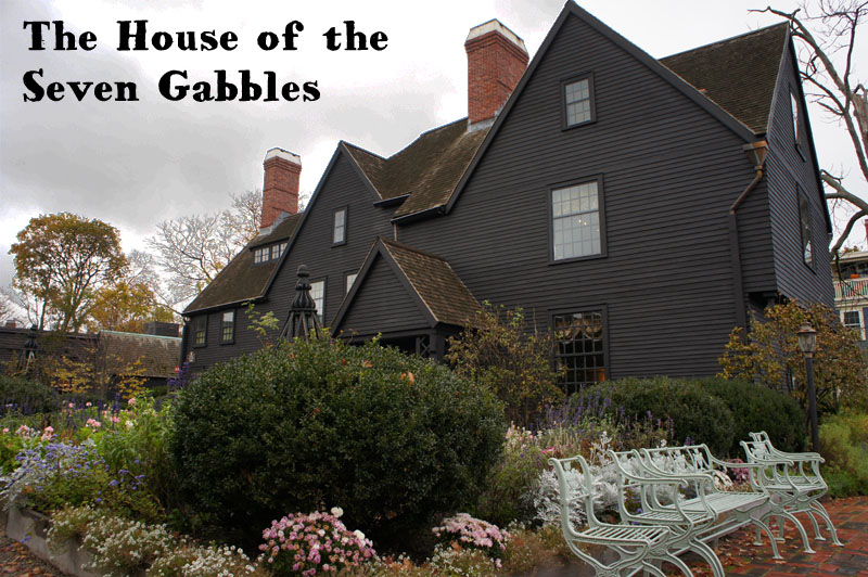 The House of the Seven Gabbles, Salem