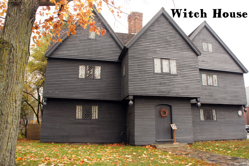 Witch House, Salem