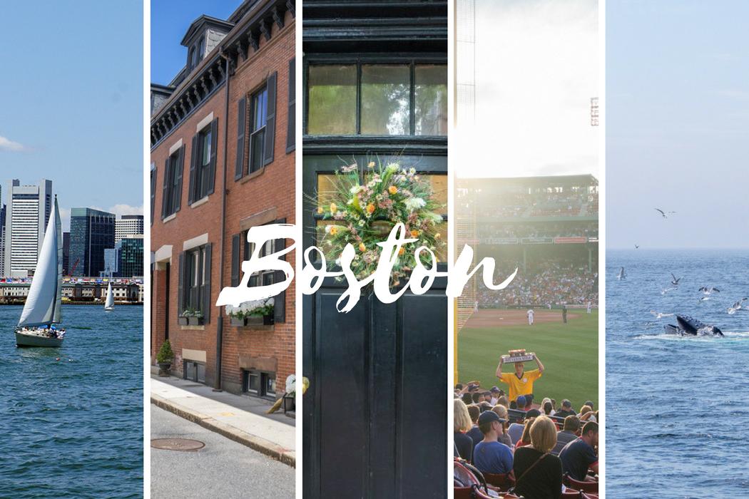 incontournables Boston