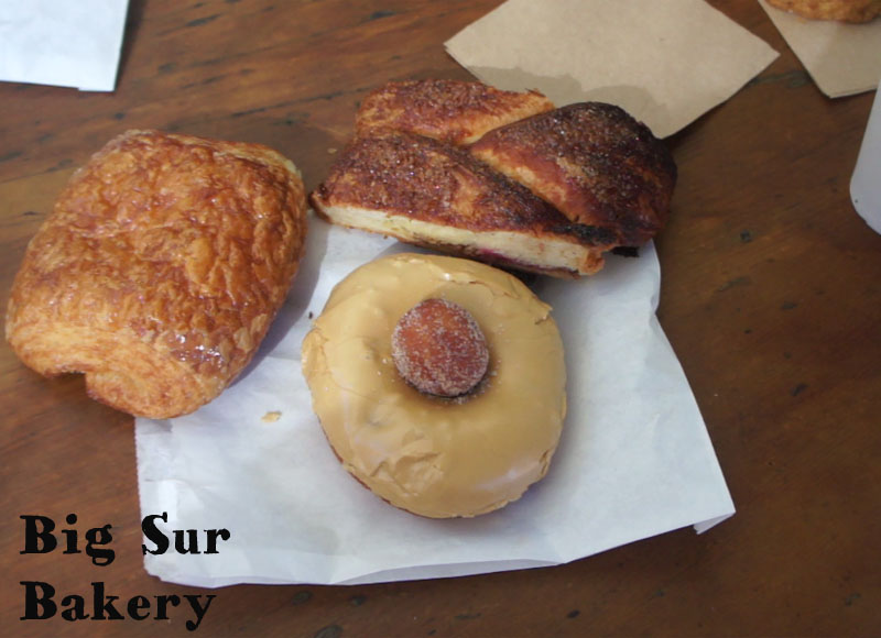 Big Sur Bakery California