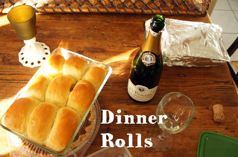 Dinner Rolls Thanksgiving