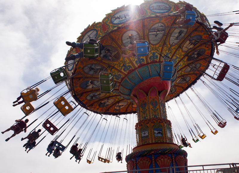 Santa Cruz, California, Funfair