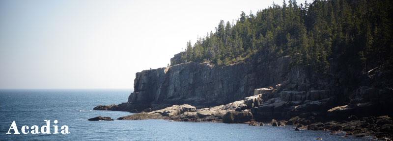 Visiter Acadia Park dans le Maine