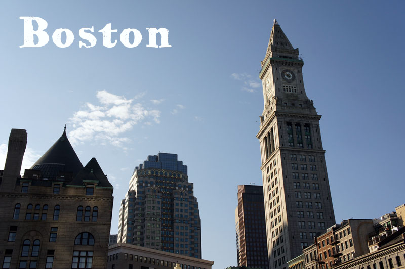 Visiter Boston en Nouvelle Angleterre, Etats-Unis
