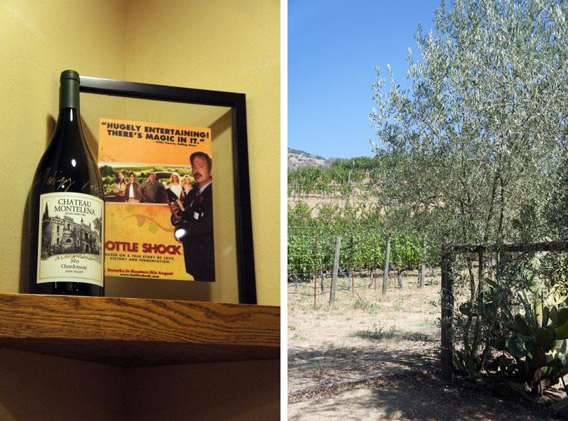 Bottle Shock, chateau Montelana, Napa Valley, California