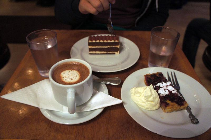 Cafe Aroma Newbury Park Menu