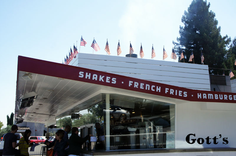 Gott's Roadside, Napa Valley, California