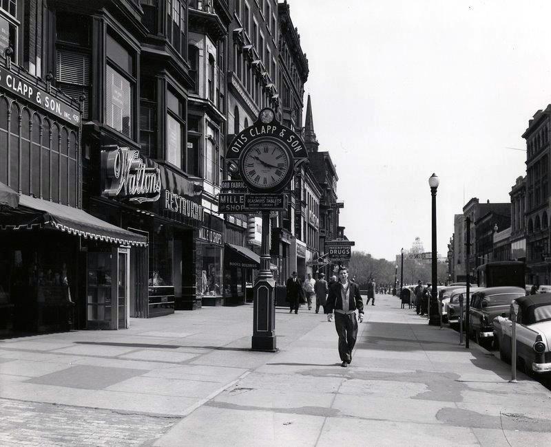 Dirty Old Boston - Boylston St