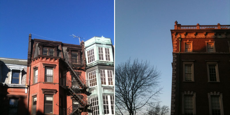 Boston soleil