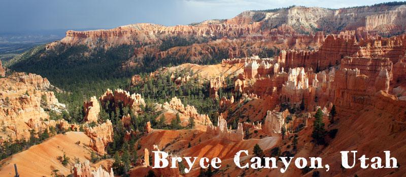 Bryce Canyon, Utah, les grands parcs americains