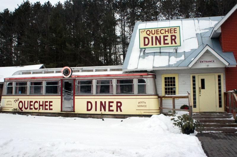 Quechee Diner Vermont