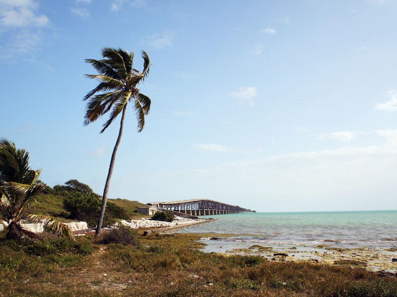 Florida Keys, Bahia Honda Bridge