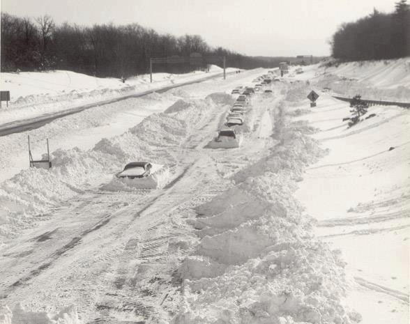 Dirty Old Boston - 1978 blizzard