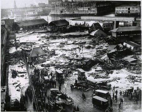 Dirty Old Boston - Molasse Flood