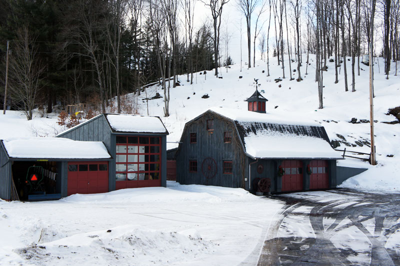 Barn - Vermont - New England