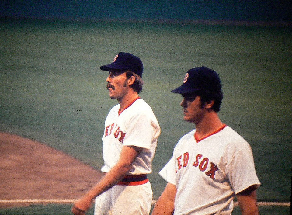 Old Dirty Boston - Dwight Evans & Rick Miller - 1975