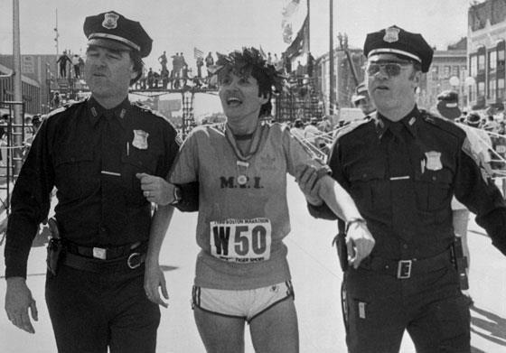 Dirty Old Boston - Rosie Ruiz 1980