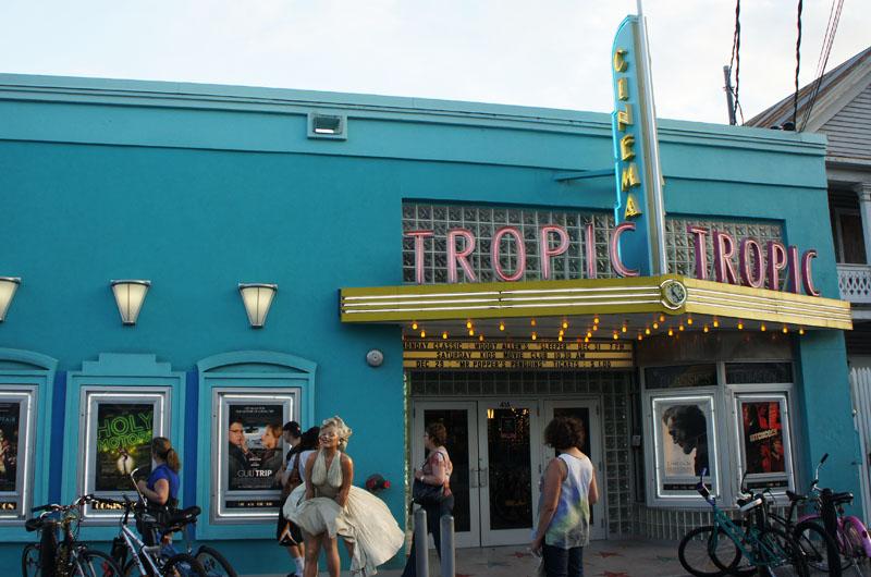 Key West Florida, Cinema Tropical