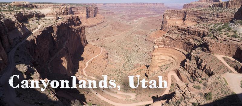 Canyonlands Utah parc national américain