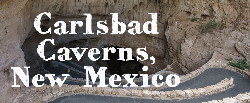 carslbad caverns