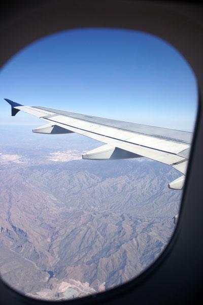 En route pour l'Arizona !