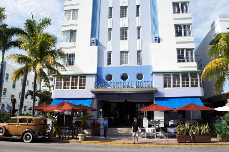 Art Deco Hotel Miami