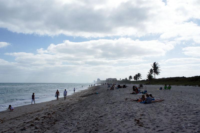 Beach Miami Florida