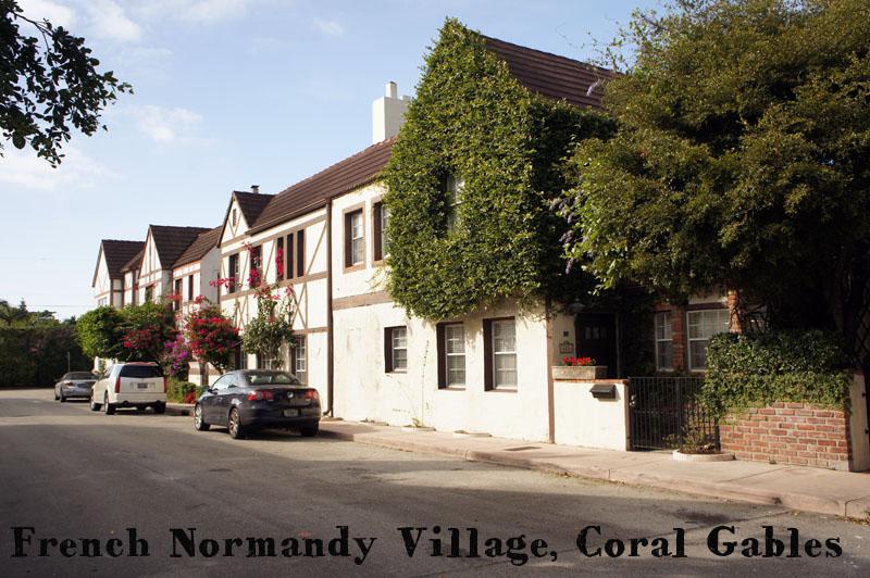 Normandy Village - Coral Gables - Miami
