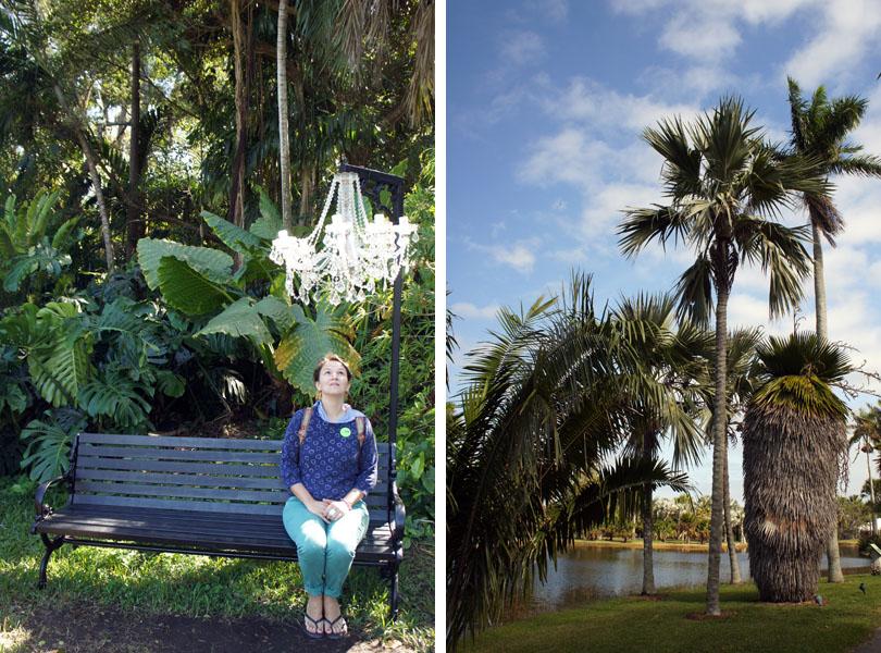 Fairchild Garden - Miami - Coral Gables - Florida