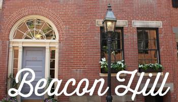 Beacon hill quartier de boston