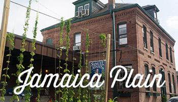 Jamaica Plain - quartier de boston