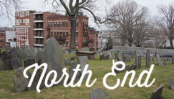 North End - quartier de boston