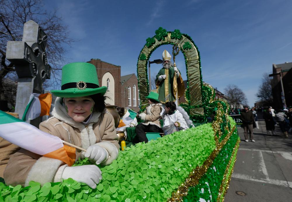Char de St Patrick