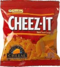 Snack Cheeze it