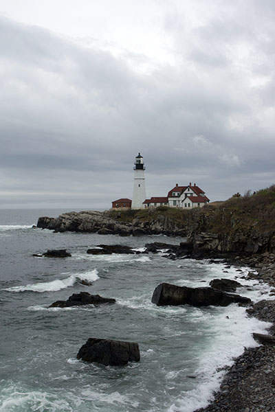 Le phare de Portland, Maine 4