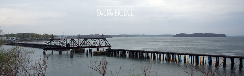 Swing Bridge, Portland