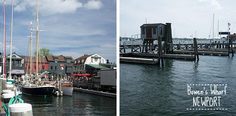 Bowen's Wharf, Newport, Rhode Island