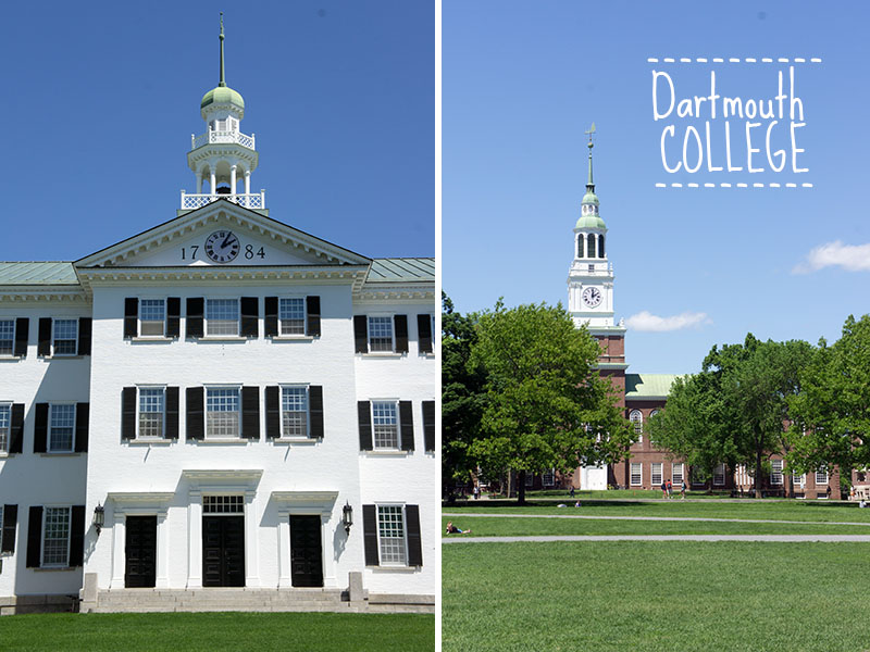 Dartmouth College Rhode Island