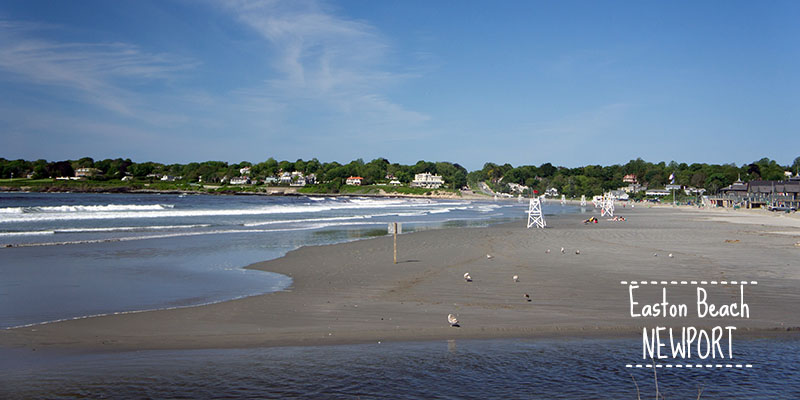 Easton Beach, Newport, Rhode Island