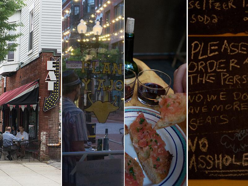 Food Providence Rhode Island