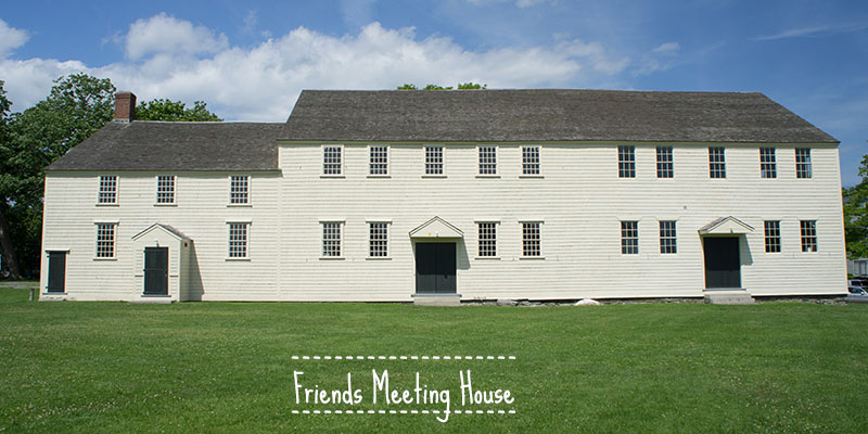 FRiends Meeting House, Newport, Rhode Island