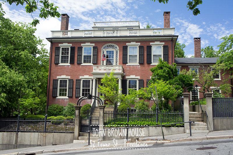 John Brown House - Providence, Rhode Island