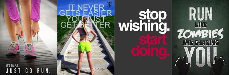 Motivation pour courir