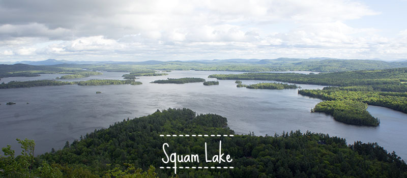 Squam Lake, New Hampshire