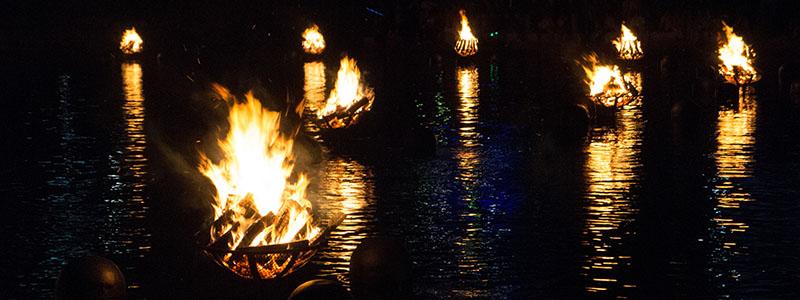 Waterfire - Providence, Rhode Island 1