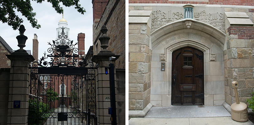 Yale University New Haven 2